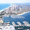 Gold Coast Aerial View