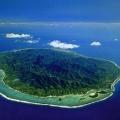 Rarotongan Island
